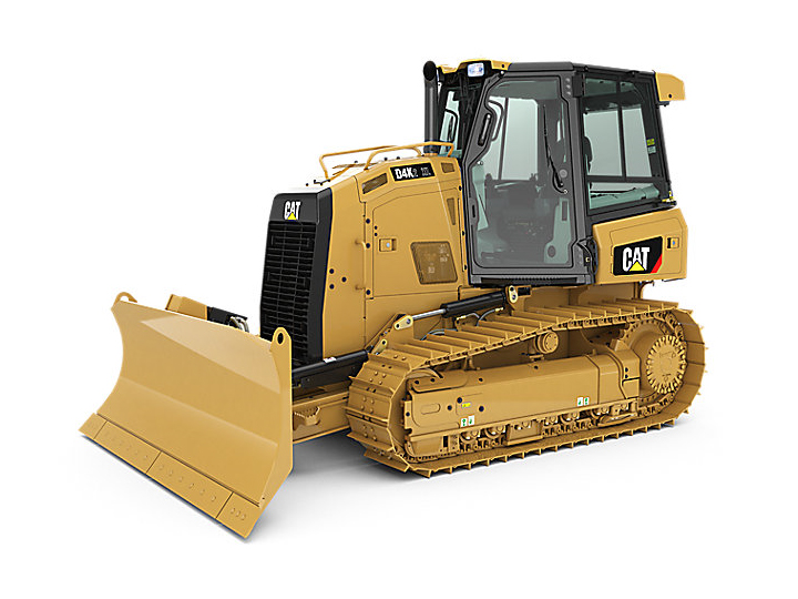 Bulldozer CAT D4