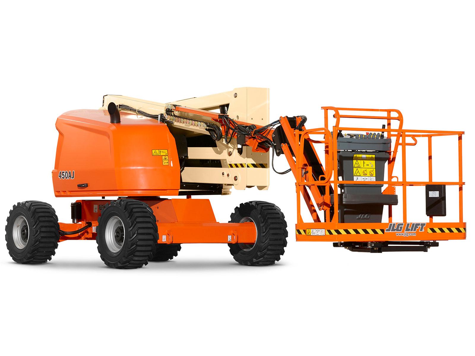 Hoogtewerker JLG450aj SeriesII