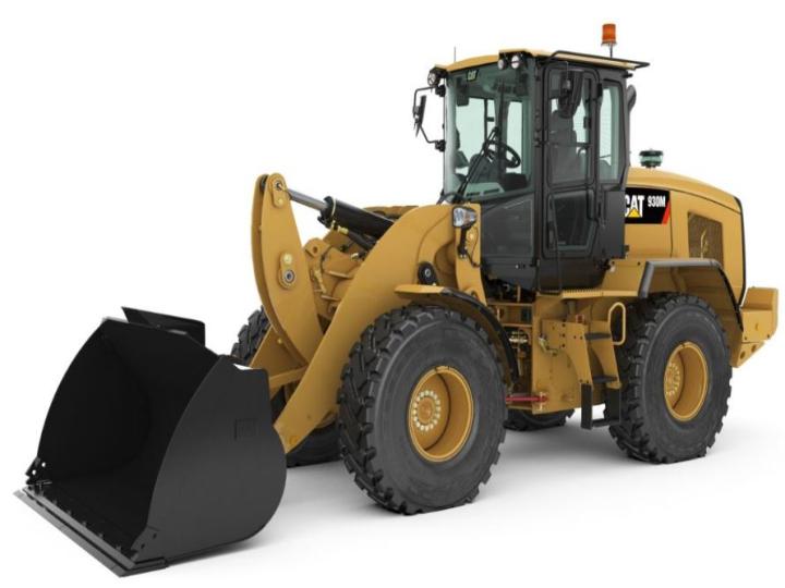 Wiellader CAT 930M